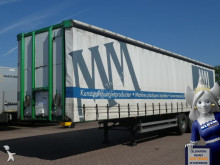 Zwalve tautliner semi-trailer