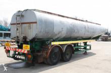 Fruehauf Bitumen tank semi-trailer