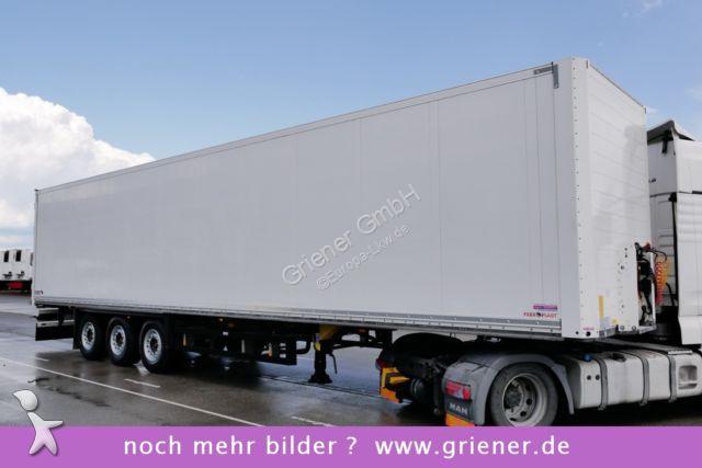 Schmitz Cargobull SKO 24/ DOPPELSTOCK / ZURRLEISTE /ZURRINGE  semi-trailer