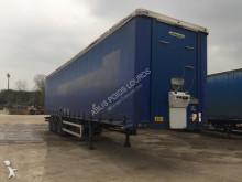 used reel carrier tautliner semi-trailer