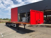Invepe flatbed semi-trailer
