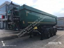 Schmitz Cargobull Tipper Steel half pipe body semi-trailer