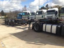 Asca container semi-trailer