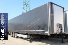 Merker reel carrier tautliner semi-trailer