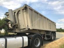 Kaiser Benne Aluminium - porte hydraulique - semi-trailer