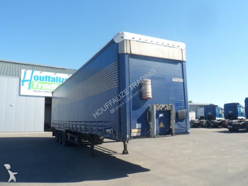 Semirremolque Schmitz Cargobull Tautliner mega