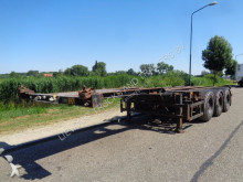 Broshuis Multi Chassis / Extendable / SAF Axles semi-trailer