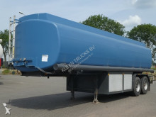 Burg FUEL 33000 LITER pump & counter Auflieger