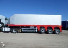 Faymonville panel carrier flatbed semi-trailer