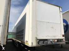Chereau 11 Fourgon isotherm porte FIT( ancien frigo) semi-trailer
