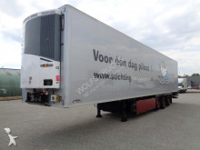 Chereau CSD3, Thermoking (3.454 Stunden), Hebebuhne, NL Trailer, TOP!! semi-trailer