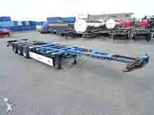 Krone container semi-trailer