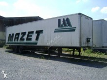 Fruehauf plywood box semi-trailer