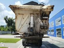 semirremolque volquete vehículo para piezas