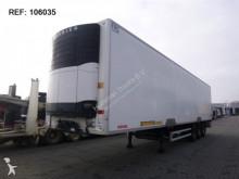 Kögel refrigerated semi-trailer