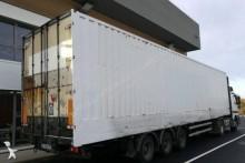 semirremolque furgón Portatrajes usado