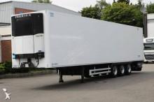 used multi temperature refrigerated semi-trailer
