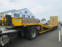 Asca heavy equipment transport semi-trailer