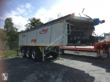 Fliegl construction dump semi-trailer