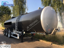 Trailor Bitum tank 32087 Liter, 0.45 bar, 250°C, Isolated tank semi-trailer