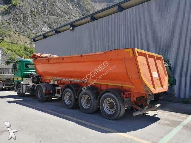 Samro S338WC semi-trailer