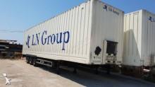 semiremorca furgon transport imbrăcăminte Lecitrailer