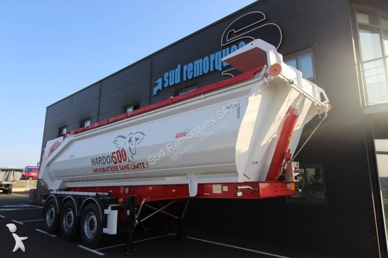Marrel POWERTRACK semi-trailer