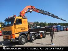 Volvo FH12/460 8x4 Palfinger PK75000E 6 + 3
