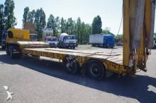 Castera Porte Engins 2 Essieux semi-trailer