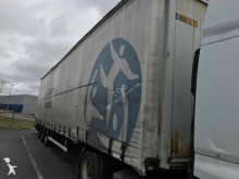 Asca tautliner semi-trailer