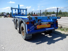 Renders Kipper chassis, BPW Disc semi-trailer