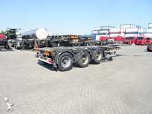 semirimorchio D-TEC FT-43-03V, 45FT HC, 3x extendable, BPW, liftaxle, NL-trailer