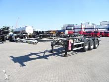 semirimorchio Groenewegen 30FT, ADR, ALCOA, Liftaxle, BPW, NL-trailer