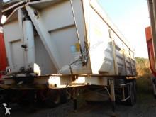 Trailor half-pipe semi-trailer