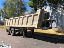 Robuste Kaiser kipper Steel suspension, Steel chassis semi-trailer