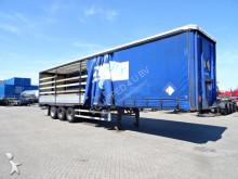 LAG zijborden, hardhouten vloer, BPW semi-trailer