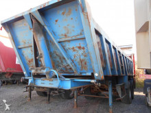Castera half-pipe semi-trailer
