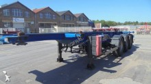 Asca PC 30 PIEDS SUSP AIR semi-trailer