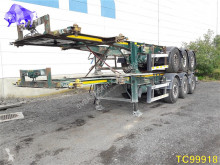 LAG 20/30FT TANKCONTAINERCHASSIS Container Transport semi-trailer