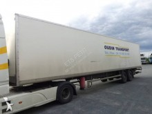 used plywood box semi-trailer