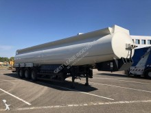 Merceron oil/fuel tanker semi-trailer