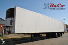 Jumbo T0200S1 - SAF AXLES - DRUM BRAKES - CARRIER COOLSYSTEM - ELEVATOR - semi-trailer