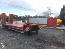 Invepe heavy equipment transport semi-trailer