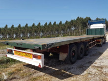 semi reboque Trailor Flat Bed trailer