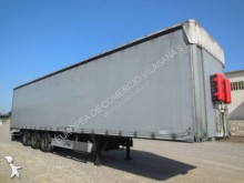 Fliegl tauliner XL semi-trailer