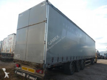 Total Trailers tautliner semi-trailer