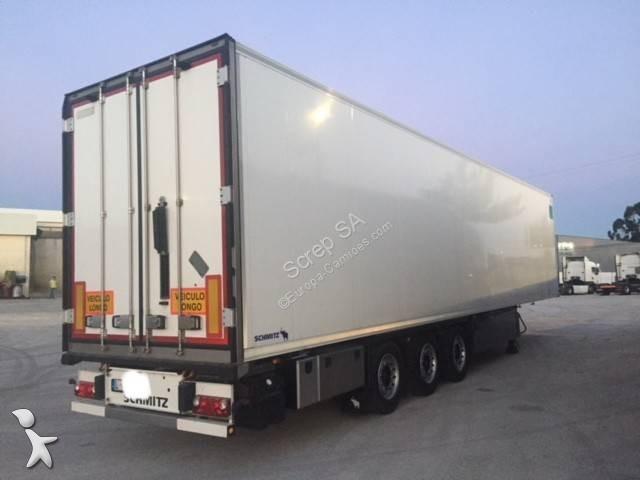 Semi remorque Schmitz Cargobull SLX300