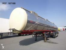 n/a oil/fuel tanker semi-trailer
