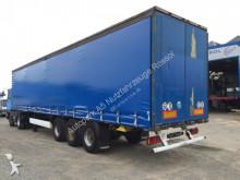 Krone SD Pritsche+Plane Code XL Auflieger Standard semi-trailer