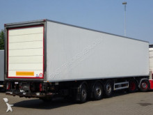 Chereau CARRIER VECTOR 1800 / LENK-ACHSE / LBW semi-trailer